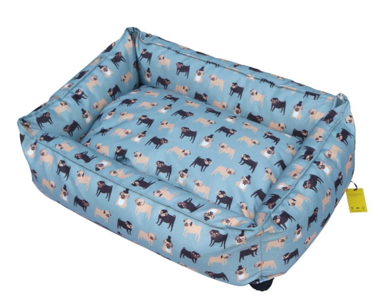 Three new dog bed designs for pampered pooches