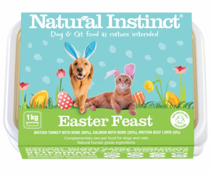 An Easter Feast for your dog