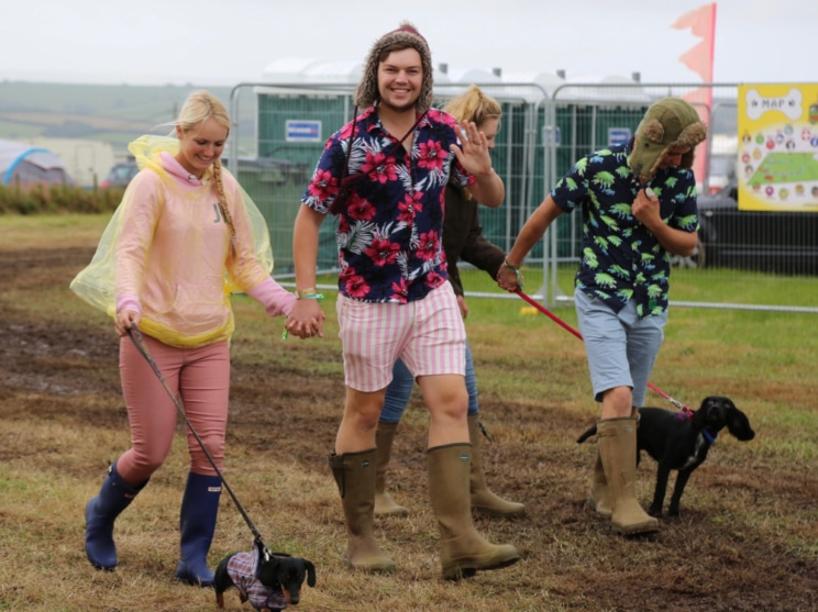 Take your pooch to Woofstock UK's summer festival