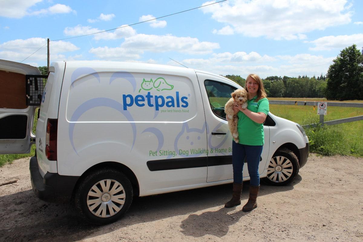 Petpals new logo